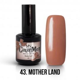 Gel Polish no.43. - Mother Land 12 ml