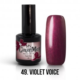 Gel Polish no.49. - Violet Voice 12 ml