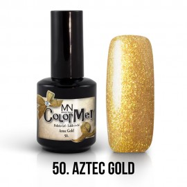 Gel Polish no.50. - Aztec Gold 12 ml