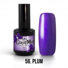 Gel Polish no.56. - Plum 12 ml