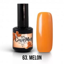 Gel Polish no.63. - Melon 12 ml