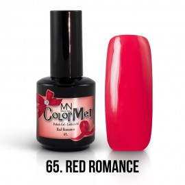 Gel Polish no.65. - Red Romance 12 ml