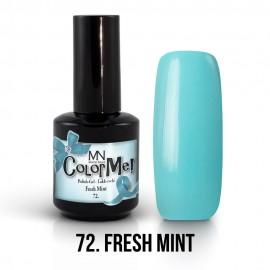 Gel Polish no.72. - Fresh Mint 12 ml