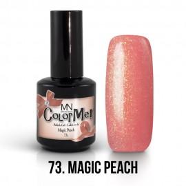 Gel Polish no.73. - Magic Peach 12 ml