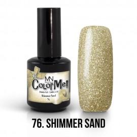 Gel Polish no.76. - Shimmer Sand 12 ml