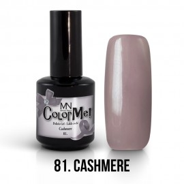 Gel Polish no.81. - Cashmere 12 ml