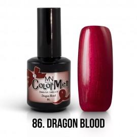 Gel Polish no.86. - Dragon Blood 12 ml