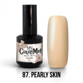 Gel Polish no.87. -  Pearly Skin 12 ml
