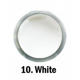 Akrilna boja - br.10. - White
