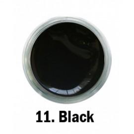 Akrilna boja - br.11. - Black
