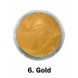 Akrilna boja - br.06. - Gold - Metalik boja