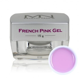 Classic French Pink Gel - 15 g