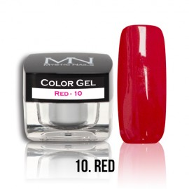 Color Gel - no.10. - Red