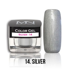 Color Gel - no.14. - Silver