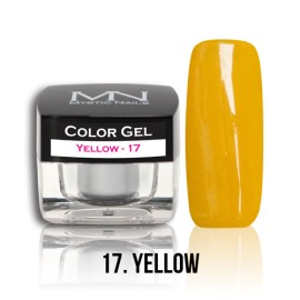 Color Gel - no.17. - Yellow