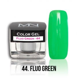 Color Gel - no.44. - Fluo Green
