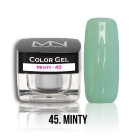 Color Gel - no.45. - Minty