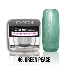 Color Gel - no.46. - Green Peace