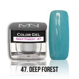 Color Gel - no.47. - Deep Forest