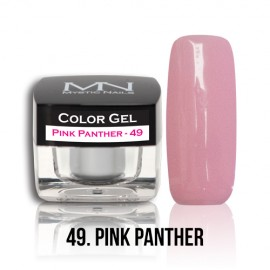 Color Gel - no.49. - Pink Phanter