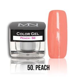Color Gel - no.50. - Peach