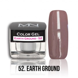 Color Gel - no.52. - Earth Ground