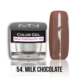 Color Gel - no.54. - Milk Chocolate