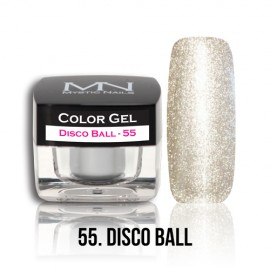 Color Gel - no.55. - Disco Ball