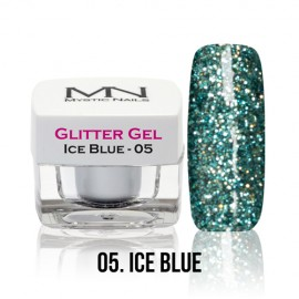 Glitter Gel - no.05. - Ice Blue - 4g