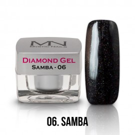 Diamond Gel - no.06. - Samba - 4g