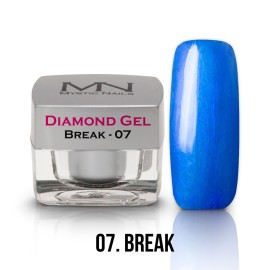 Diamond Gel - no.07. - Break - 4g