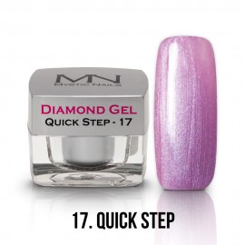 Diamond Gel - no.17. - Quick Step - 4g