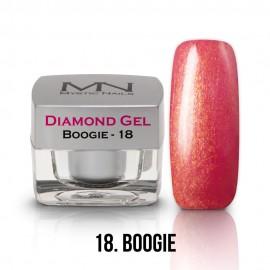 Diamond Gel - no.18. - Boogie - 4g