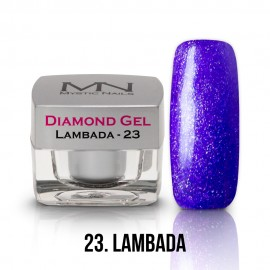 Diamond Gel - no.23. - Lambada - 4g