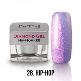 Diamond Gel - no.28. - Hip Hop - 4g