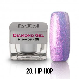 Diamond Gel - no.28. - Hip Hop - 4g