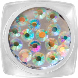 Crystal Stone - SS20 Holographic 30 pcs / jar