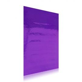 Chrome French Sticker - 04 - Purple