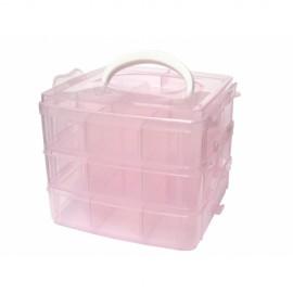 Pink Nail Art Box