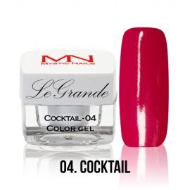 LeGrande Color Gel - no.04. - Cocktail - 4 g