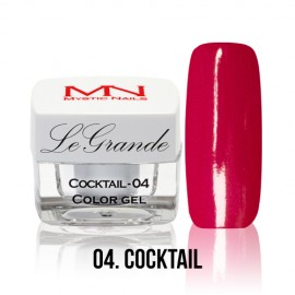 LeGrande Color Gel - no.04. - Cocktail - 4 g