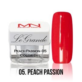 LeGrande Color Gel - no.05. - Peach Passion - 4 g