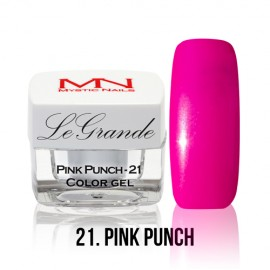 LeGrande Color Gel - no.21. - Pink Punch - 4 g