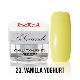 LeGrande Color Gel - no.23. - Vanilla Yoghurt - 4 g