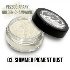 Shimmer Pigment Dust - 03 - 2g