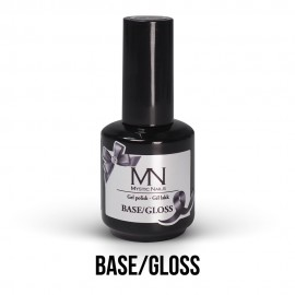Gel Polish - Base/Gloss 12 ml