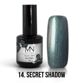 Gel Polish no.14. - Secret Shadow 12ml