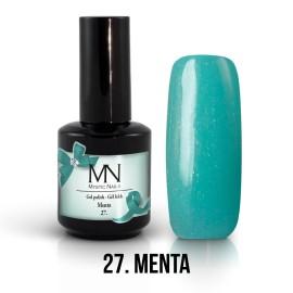 Gel Polish no.27. - Menta 12 ml