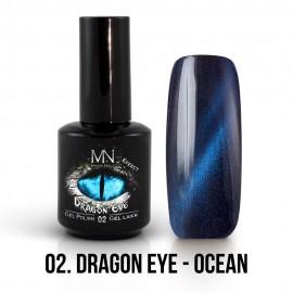 Gel Lak Dragon Eye Effect 02 - Ocean 12ml