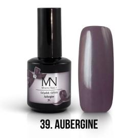 Gel Polish no.39. - Aubergine 12 ml